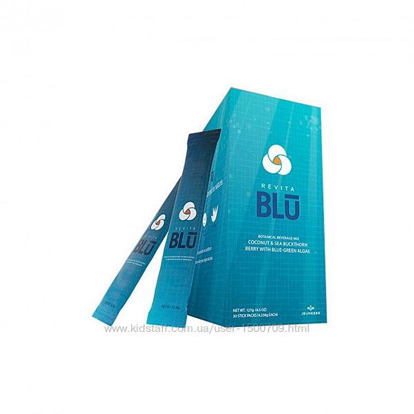 Revita Blu, порошок на основе морских водорослей, Jeunesse