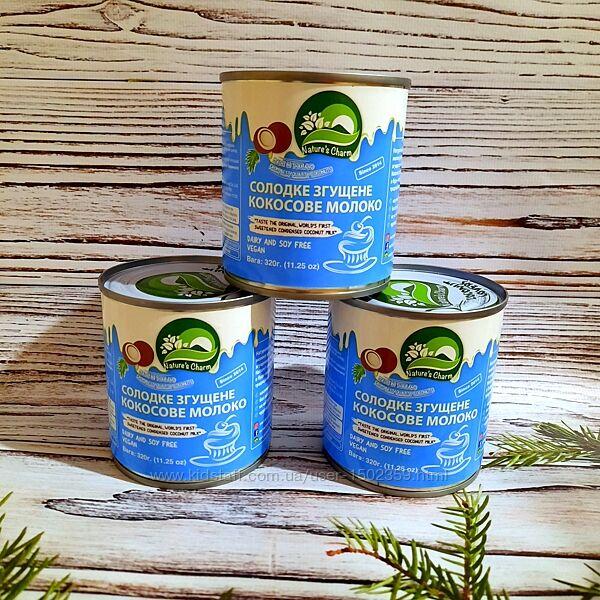 Сгущеное кокосовое молоко Nature&acutes Charm 320 ml