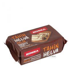 Тахинная халва с какао Koska 500 грамм