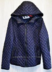 Классная стеганая на синтепоне курточка фирмы NEW LOOK