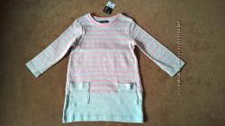 Платье трикотажное George 2-3года