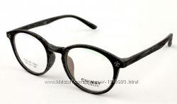 Имиджевая оправа CHIMAY  под вставку линз, круглые очки