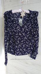 Очень красивая и женственная блуза от Mango