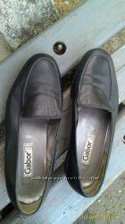 Фирменные туфли gabor , отличного качества