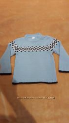 Фирменный свитер на мальчика Baby club, р-р 92 см.