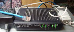 Модем ADSL - маршрутизатор ZHONE 6211-I3-302. CPE Router. Глючний