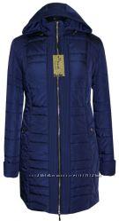 54-70рр 3 расцветки Женская демисезонная куртка больших размеров