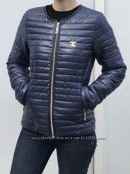 Куртка женская весенняя 42-60р, модель Шанель 10 цветов