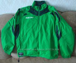 Куртка-вітрівка ветровка, Олімпійка saller. Оригінал. XS