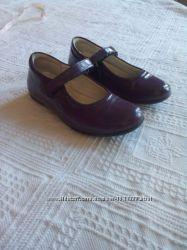 Лакированные туфельки   PRIMIGI  баклажанового цвета, р30