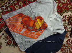 Новые футболки HM с бирками, р 8-10л