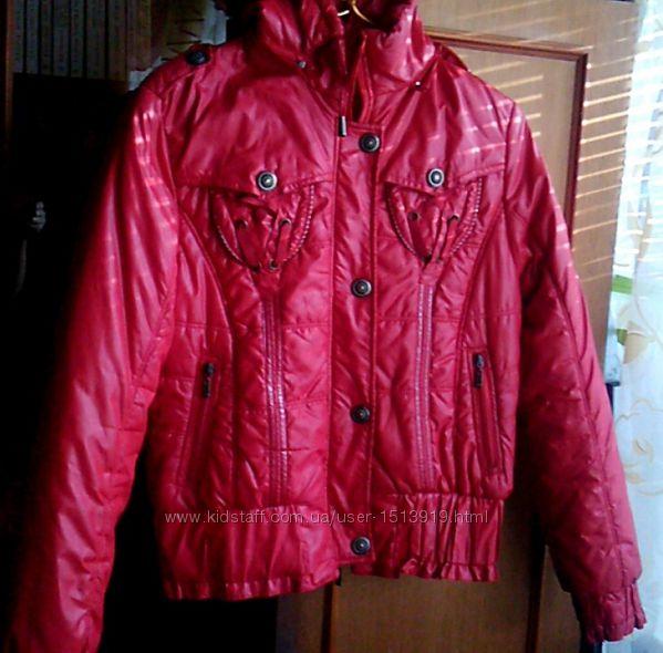 Куртка женская Black&Red размер 44
