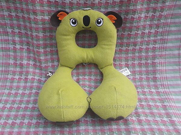 Детская дорожная подушка подголовник Benbat Travel Friends Koala, 4-8г