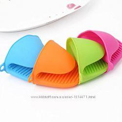 Термозащита рук на кухне силиконовые держатели посуды, 1 шт