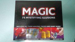Набор для начинающего МАГА 75 трюков, MAGIC 75 tricks
