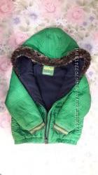 демисезонная курточка Marks&Spencer разм 18-24 м