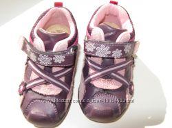 Продам ботиночки для девочки фирмы Papaya Израиль р. 21