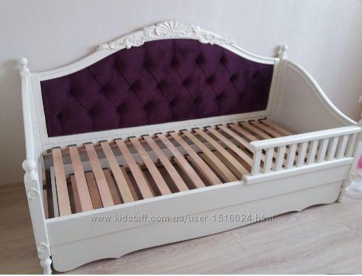 Кровать для принцесы Скарлет софа
