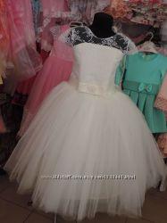 99555121f9f Большой выбор. Красивое нежное пышное платье