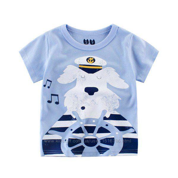 Детские футболки. 90-100-115см рост. Большой выбор