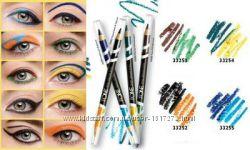 Двосторонній олівець для очей