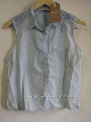Блуза, рубашка bershka новая