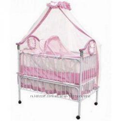 Детская кровать Geoby TLY-632R-B80