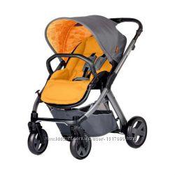 Прогулочная коляска X-lander X-Pulse Sunny orange