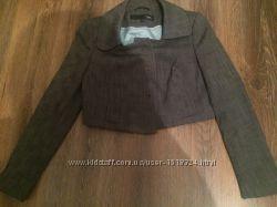 стильный укороченный пиджак Next