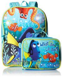 рюкзаки Skip Hop Zoo, рюкзаки Disney з ланчбоксами