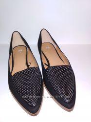 стильні туфлі лофери H&M
