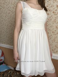 044f05a3805 Нежное белое платье