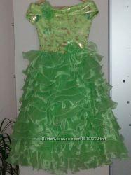 Праздничное платье для девочки на 6-10 лет