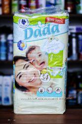 Подгузники ДАДА Dada Extra Soft 4 maxi 7-18 кг 54 шт