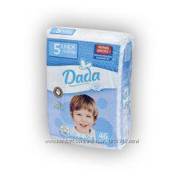 Подгузники ДАДА Dada Extra soft 5 JUNIOR 15-25 кг 46 шт