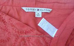 Брендовая юбка с запахом Tommy Hilfiger