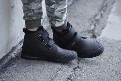 Ботинки Minimen 47BLACK20 р.31, 32, 33, 34, 35, 36, 39, 40 Черный