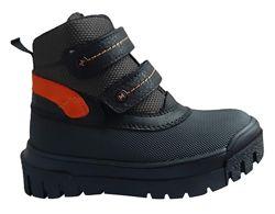 Ботинки Minimen 12NEWBLACK р. 26, 27, 28, 29 Черный
