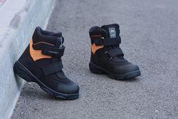 Ботинки Minimen 15BLACK20 р. 22, 26, 27, 28, 29, 30 Черный