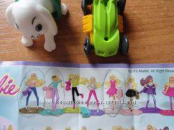Киндеры игрушки