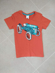 Крутая футболка Palomino, рост 110 см,