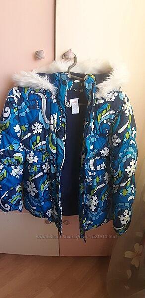 Куртка деми еврозима Gymboree L 10-12лет