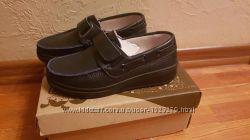 Кожаные туфли Bistfor для мальчика