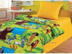 Детское постельное белье Непоседа Маугли
