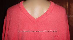 Яркий мужской свитерок большого размера