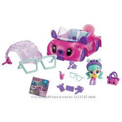 Кукла с машиной Оригинал - Игровой набор Каваи