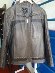 Куртка кожа XL