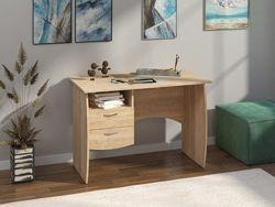 Письменный стол для офиса, стол в кабинет или детскую, ученический стол