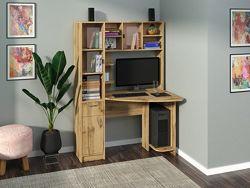 Компьютерный стол Пирамида для дома, офиса и кабинета