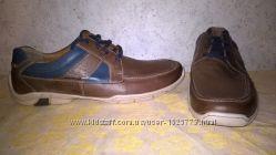 фирменные туфли мокасины Josef Seibel Linus 01 46 разм нат кожа